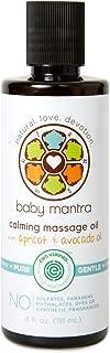 baby mantra massage oil