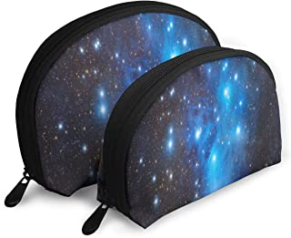 Toiletry Organizer Travel Makeup Galaxy Stars Space Universe Hot Clutch Storage Pouch Bags