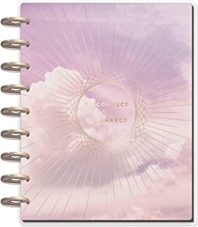 The Happy Planner - Digital Detox Theme - July 2020 to December 2021 - Vertical Layout - Weekly & Monthly Disc-Bound Pages...