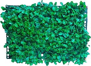 Ilios Innova 4 Piezas Follaje Artificial Cubre 1 Metro Cuadrado Decoración Vertical Decoracion Casa Hogar Jardin Interiore...