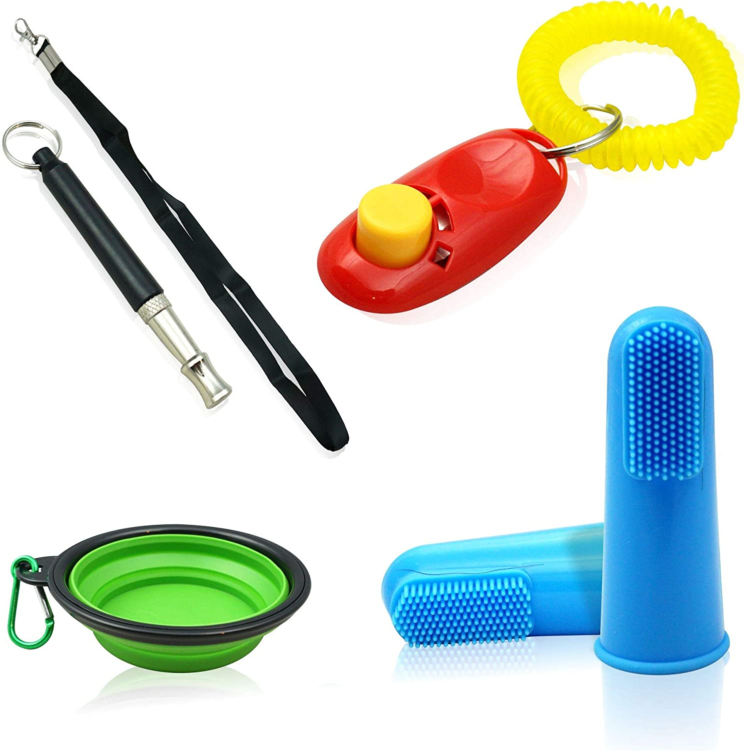 Butler and Co Dog Training Value Fashionable Lanyard - KIT Click Cheap mail order sales Whistle on