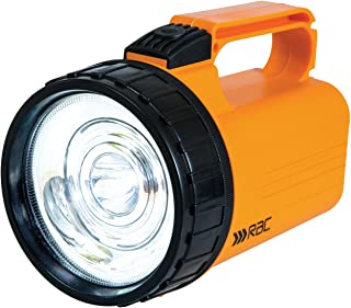 RAC RACHP392 Lanterna Heavy Duty, 3W