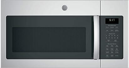 GE JVM6175YKFS 1.7 Cu. Ft. Over-the-Range Microwave, Stainless Steel