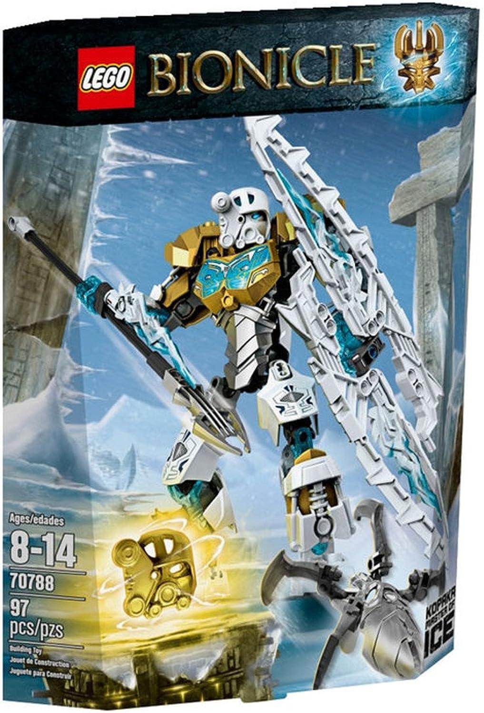 LEGO Bionicle 70788  Meister des Eises