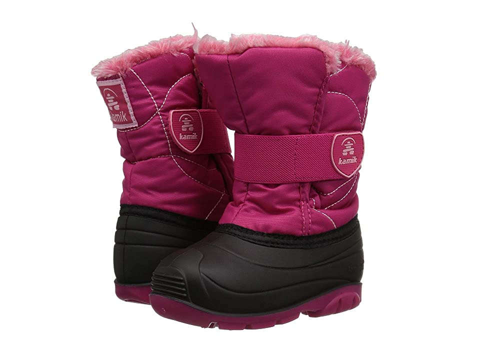 Kamik Kids Snowbugf (Toddler) (Rose) Girl