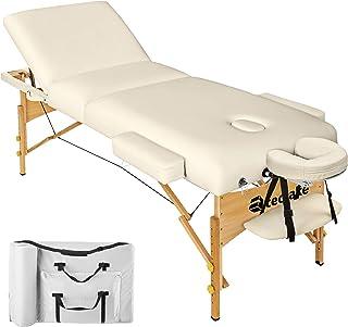 TecTake Premium - Camilla de masaje - disponible en