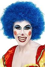 ウィッグ 紫 ピエロ風 大人用 Crazy Clown Wig c5 s5