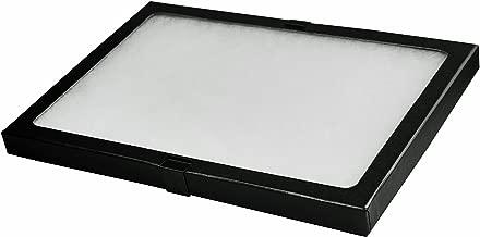 SE JT928 Glass Top Display Box