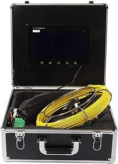 Pijpinspectie Endoscoop Rioolinspectiesysteem Pijpinspectiesysteem hoge snelheid met een 4500 mAh(European standard 220V)
