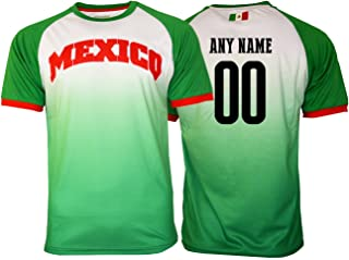 mexico training jersey 2016