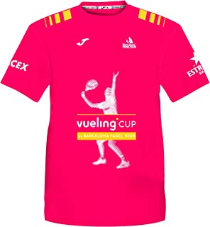 T-shirt JOMA Herr Vueling Cup
