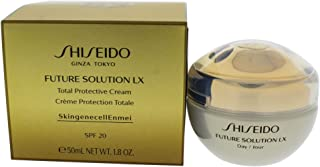 Shiseido Future Solution Lx Total Protective Cream Spf 20 By Shiseido for Unisex - 1.8 Ounce Cream, 1.8 Ounce