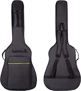 CAHAYA [Upgraded Version] 41 Inch Acoustic Guitar Bag 0.3...