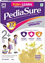 PediaSure Health and Nutrition Drink Powder for Kids Growth - 400g (Vanilla)