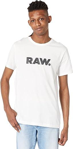 Holorn Round Neck Short Sleeve T-Shirt