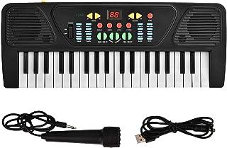 Petyoung Kids Electronic Keyboard Piano, 37Key USB Electric