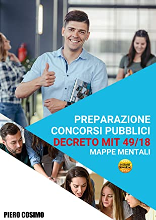 Preparazione concorsi pubblici: Decreto MIT 49/18-mappe mentali
