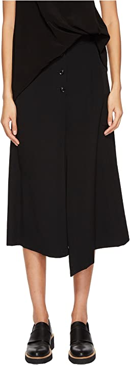 U-In Belted Loop S Pants Skirt
