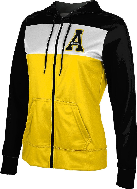 Appalachian State University Girls' Zipper Hoodie, School Spirit Sweatshirt (Prime)