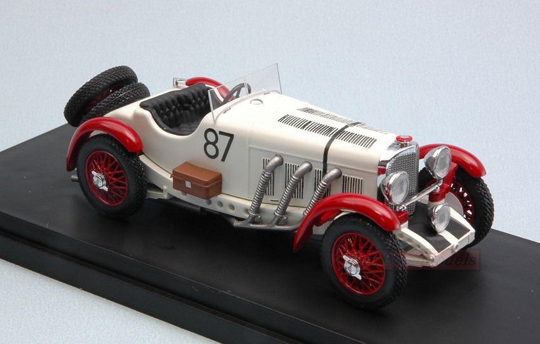 ofreciendo 100% Rio Rio Rio RI4543 Mercedes SSKL N.87 Winner Mille MIGLIA 1931 Rudolf CocheACCIOLA 1 43 Compatible con  alta calidad general