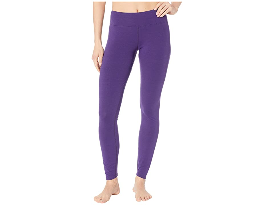 Hot Chillys MTF Solid Tights (Wild Grape) Women