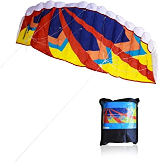 Paraglider Dual-Line Kite (Morning Glory)