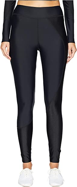 Beckett Two-Tone High-Waisted Leggings with Circular Seam