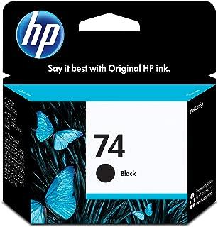 HP 74 | Ink Cartridge | Black | CB335WN