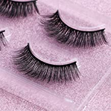 🎁 Fake Eyelashes Clearance 🎁, Two Pairs of 3D Mink Fur with Soft Long Curly and Warped Many Layer Eyelashes 🎁 by Little Story