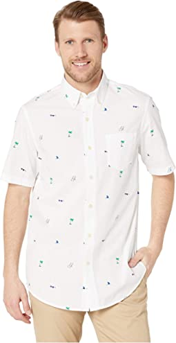 Fashion-Short Sleeve-Sport Shirt