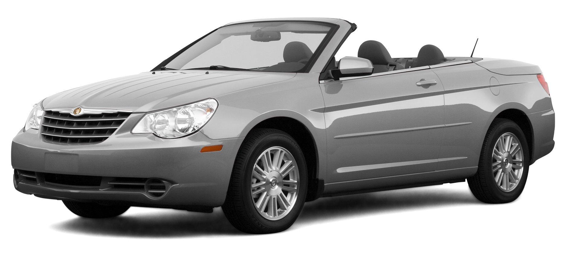 2008 Chrysler Sebring LX, 2-Door Convertible Front Wheel Drive ...
