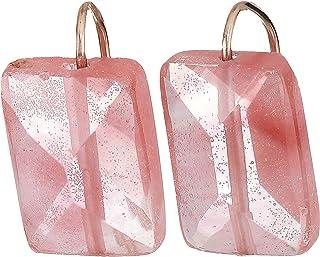 Alex and Ani Quartz Gemstone Earrings