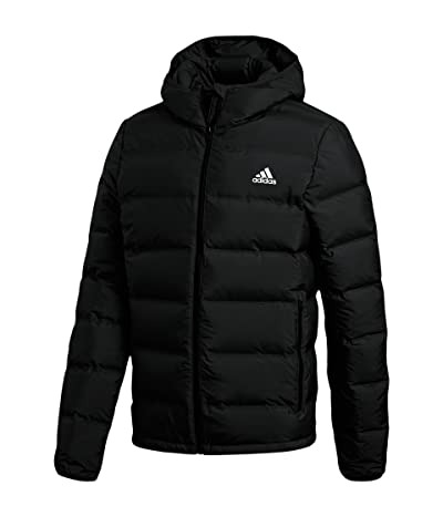 adidas Outdoor Helionic Hooded Jacket (Black) Men