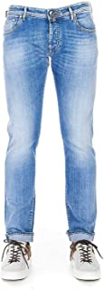 Jacob Cohen Luxury Fashion Mens J622LIMITEDCOMF08792W3003 Light Blue Jeans | Spring Summer 20