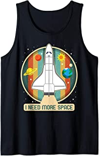 Vintage I Need More Space Tank Top