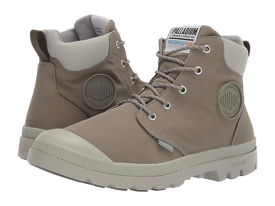 Palladium Pampa Lite Cuff WP (Vetiver) Shoes