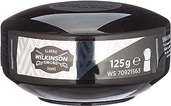 Wilkinson Sword Rasierseife im Tiegel Vintage Edition Herren, 125 g, 1 St