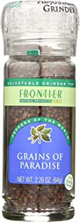 Frontier Grains Of Paradise Grinder 2.26 Ounce (6 Pack)
