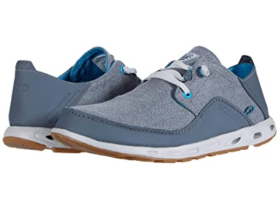 Columbia Bahamatm Vent Loco Relax III (Graphite/Blue Chill) Men