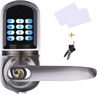 Best slide door lock with key Reviews