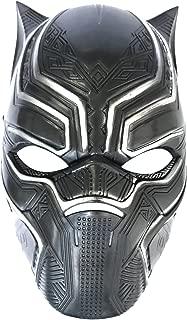black panther cosplay helmet