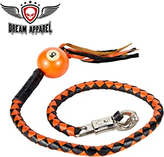 DealerLeather Get Back Whip with Ball