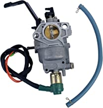Savior 16100-Z5R-743 Carburetor Carb for 5KW-8KW Generator with Honda GX340 GX390 EB7000I EB6500X EM6500GP Generac GP5000 GP5500 GP6500 GP6500E Generator and Chinese 188F 190F 13HP 14HP Engine