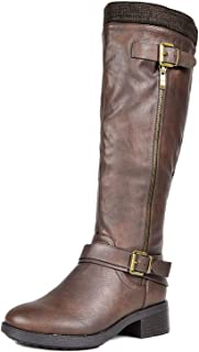 thigh high motorcycle riding boots