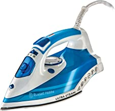 Russell Hobbs Steam Iron Blue, 2600W, 23980GCC