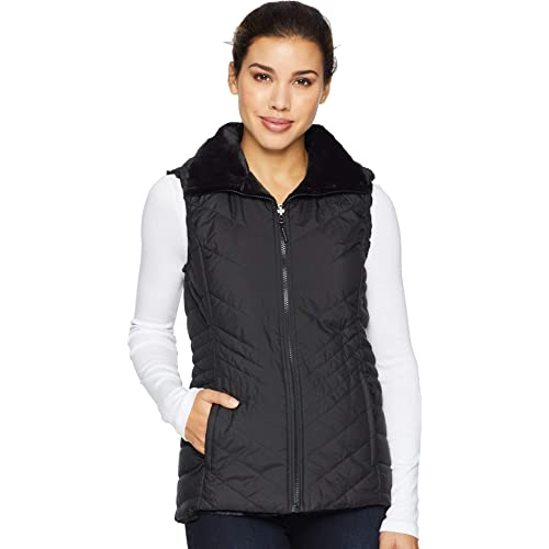 4ad4478530f5 The North Face Women s Mossbud Insulated Reversible Vest
