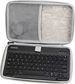 Mchoi Hard Portable Case Fits for Arteck HB030B Keyboard