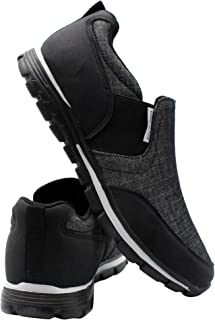 London Fog Mens Berwick Slip ON Sneaker