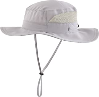 Connectyle Toddler Kids UPF 50+ Bucket Sun Hat Wide Brim...