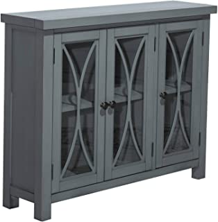 bayside three 3 door cabinet robin hillsdale furniture